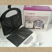 Pemanggang Roti Kirin Sandwich / Toaster Kirin KST-365