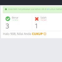 Aplikasi web Ujian Online PHP MYSQL (Source code)
