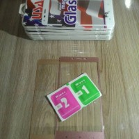 harga tempered glas color for handphone xiaomi redmi note 1,3G,4G Tokopedia.com