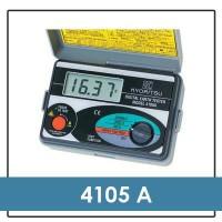 Kyoritsu 4105A Earth Tester Soft Case kyoritsu 4105 A Original