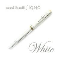D. Uni Ball Signo Broad UM-153 White Pen