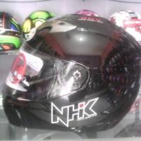 harga Helm NHK Gp 1000 Black gloss Tokopedia.com