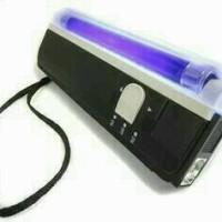 Jual Money detektor alat lampu pendeteksi uang palsu yang bagus murah baru Murah