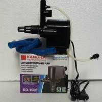 harga Pompa Filter Akuarium / Power Head Kd-1600 +selang Spiral Tokopedia.com