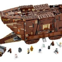 Part out Lego 75059 Sandcrawler UCS No Minifig Include Instruction