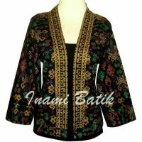 Jual Blazer Batik Kimono Modis Lengan Panjang Murah