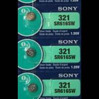 Original Battery Sony sr616sw / Batre 321 / 616 Original