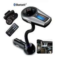 harga Bluetooth Fm Transmitter Car Kit Mp3 Player With Steering Wheel Tokopedia.com