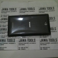 Backdoor Backcover Tutup Belakang Sony Xperia C C2305 Ori Set