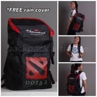 Gaming Bag Tas Gamers Backpack Ultimate 2016 Dota 2