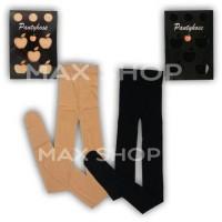 Stocking Celana Wanita Pantyhose Apple 120D / Hitam / Cream
