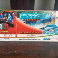 Tiket The Jungle Waterpark Bogor (All Day)