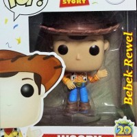 Funko POP - Woody 168 (Toy Story - Disney)