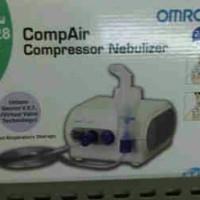 Alat uap Nebulizer Compressor Omron NE C28