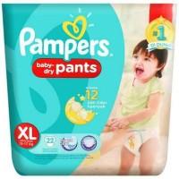harga Pampers Dry Pants L26 XL22 Tokopedia.com