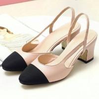 Sepatu Pantovel Hells UM 09 warna salem kombinasi black
