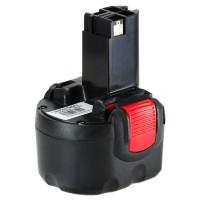 Baterai Bor Cordless Bosch GSR 9,6-2