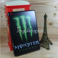 Hardcase Marvel Gambar iPad Mini - Monster Energy