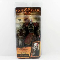 Neca Kratos God of War with Ares Armor
