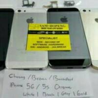 Housing / Casing / Backdoor / Backcover Fullset Iphone 5 / 5S