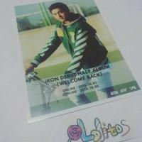 harga Postcard Official Ikon Half Debut Album Chanwoo Tokopedia.com