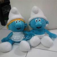 harga Boneka Smurf Cewe / Cowo ukuran 55cm Tokopedia.com