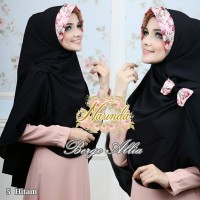 harga Khimar Allia Original by Narinda Tokopedia.com