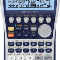 Calculator - Casio FX-9860GII SD