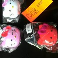 Rautan Karakter Hello Kitty 2 Lubang