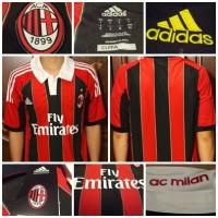 harga Jersey retro AC Milan home 2012/2013 Tokopedia.com