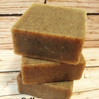 COFFEE NATURAL HANDMADE SOAP / SABUN KOPI ALAMI