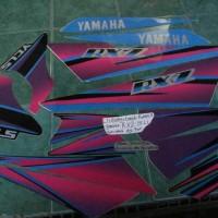 harga Striplis/stiker/lis Body Tangki Komplit Yamaha Rxz Tokopedia.com