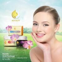 Paket perawatan wajah kusam, cara mudah memutihkan wajah lebih alami