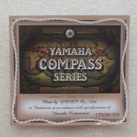 Sticker Yamaha Acoustic Compass CPX500 OVS