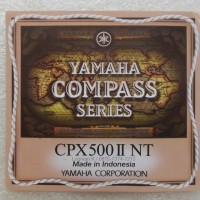 Sticker Yamaha Acoustic Compass CPX500 NT