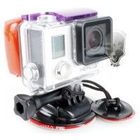 TMC Board Mount Surf Snowboard Wakeboard Set For GoPro & Xiaomi Yi