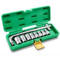 harga Kunci Sok 1/2 Inchi Set 10 Pcs 8 - 24 Mm 12pt Box Plastik Tekiro Tokopedia.com