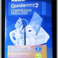 Nebulizer ABN Compamist 2 Original Garansi 2 thn/alat bantu pernafasan