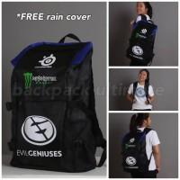 Gaming Bag Tas Gamers Backpack Ultimate 2016 Evil Geniuses