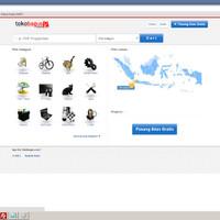 harga Sistem Website Jual Beli Mirip OLX TokoBagus Script (Source code) Tokopedia.com