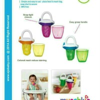 Jual Munchkin Deluxe Fresh Food Feeder PM14 Murah