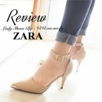 Heels Zara Murah / Sepatu Heels Wanita / Heels Kantor