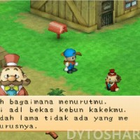 HARVEST MOON BACK TO NATURE PS FOR PC