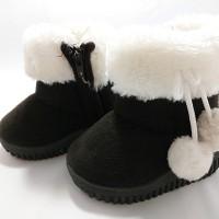 harga Sepatu Boot Anak Cewek Import Untuk Umur 1y-3y Tokopedia.com