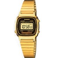 jam tangan wanita emas la-670wga-1 jam casio gold digital ori garansi
