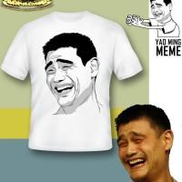 Yaoming / Yao Ming MEME T-Shirt