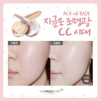 The Face Shop CC Cream ( Color Control ) Natural Beige