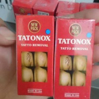 Tattonox penghilang Tatto