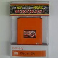 Battery  Xiaomi Redmi Mi2i mi 2i 2080 mAh GARANSI 1 Tahun DOUBLE POWER