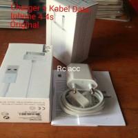 CHARGER ADAPTER ADAPTOR IPHONE 4 4S KABEL ORIGINAL APPLE IPHONE4 IPOD